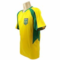 a219c56df Brazil National Team Adult Large Futbol/Soccer Jersey (NEW!)
