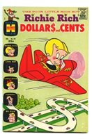Richie Rich Dollars & Cents #28
