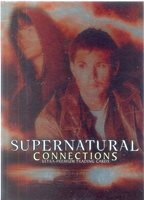 inkworks.com exclusive Supernatural Connections Promo Card P-I