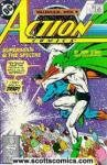 Action Comics (1st series) #596 near mint