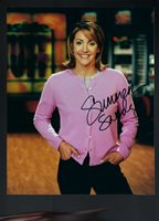 """Summer Sanders signed 8""""x 10"""" photograph Olympic Gold Swimmer"""