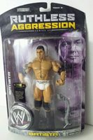 WWE Wrestling Ruthless Aggression Series 18 Batista Action Figure