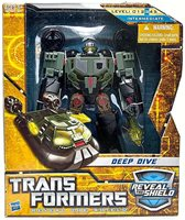 DEEP DIVE Transformers HFTD Reveal the Shield Decepticon Voyager class figure