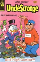 UNCLE SCROOGE (1980 Series) (WHITMAN) #178 Very Fine Comics Book