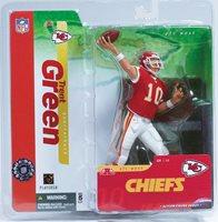 "TRENT GREEN NFL 6"" Action Figure Football Series 10 McFarlane Sportspicks Toys"