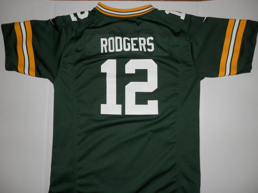 7d116ebf5 Nike Green Bay Packers Clay Matthews Jersey Youth Large. Click To Enlarge