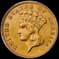 $3.00 - 1882 PCGS PR64CAM — Douglas Winter Numismatics
