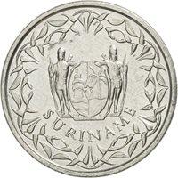 Surinam, Cent, 1979, MS(60-62), Aluminum, KM:11a