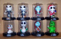 Nightmare Before Christmas Domez Mini Series 1 - Your Choice