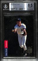 1993 SP Derek Jeter #279 Foil Rookie Card Graded BGS 8.5