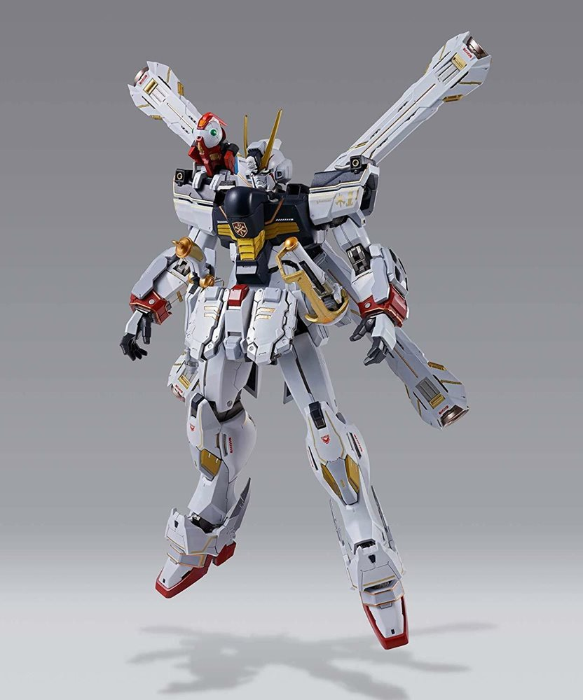 Bandai METAL BUILD GUNDAM CrossBone X1 Action Figure EMS w// Tracking NEW