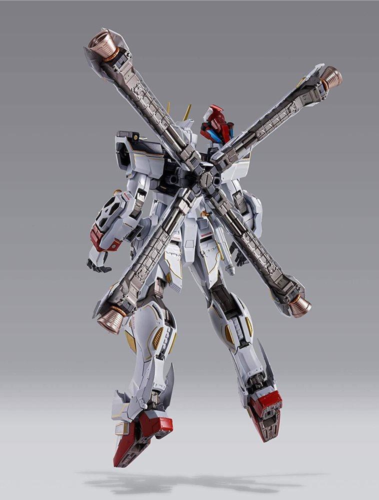Bandai METAL BUILD GUNDAM CrossBone X1 Action Figure EMS w// Tracking NEW