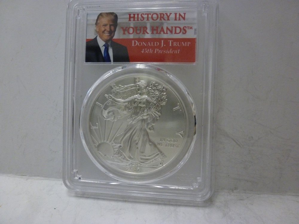 2010 First Majestic 1oz Silver Coin