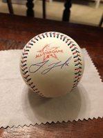 Jake Lamb Autographed Signed 2017 All Star Baseball PSA DNA COA Arizona DiamondbacksCUSTOM FRAME YOUR JERSEY