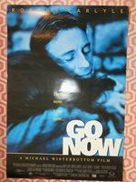 GO NOW US ONE SHEET ROLLED POSTER ROBERT CARLYLE 1995