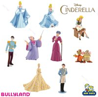 Disney Princess Cinderella Figures Figurines Toy Cake T