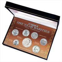 One Year Antique Rare Old Coin Collection Antique Coins Penny Nickel Half Dollar