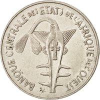 Afrique de l'Ouest, 100 Francs 1987, KM 4