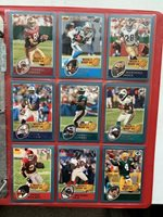 2003 Topps NFL ('02) Weekly Wrap Up - Favre/Vick/McNair/Faulk/Owens and MORE!!
