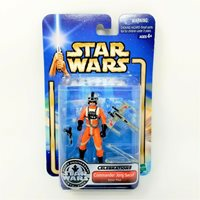 Star Wars Celebration II Commander Jorg Sacul White Bead Variant MIB