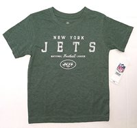 69d7018d60db Boys Youth NFL NY New York Jets Football Fan Kids Green