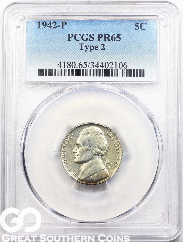 2017 S 5C Jefferson Nickel PCGS PR69DCAM First Day of Issue