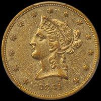 $10.00 - 1841-O PCGS EF45