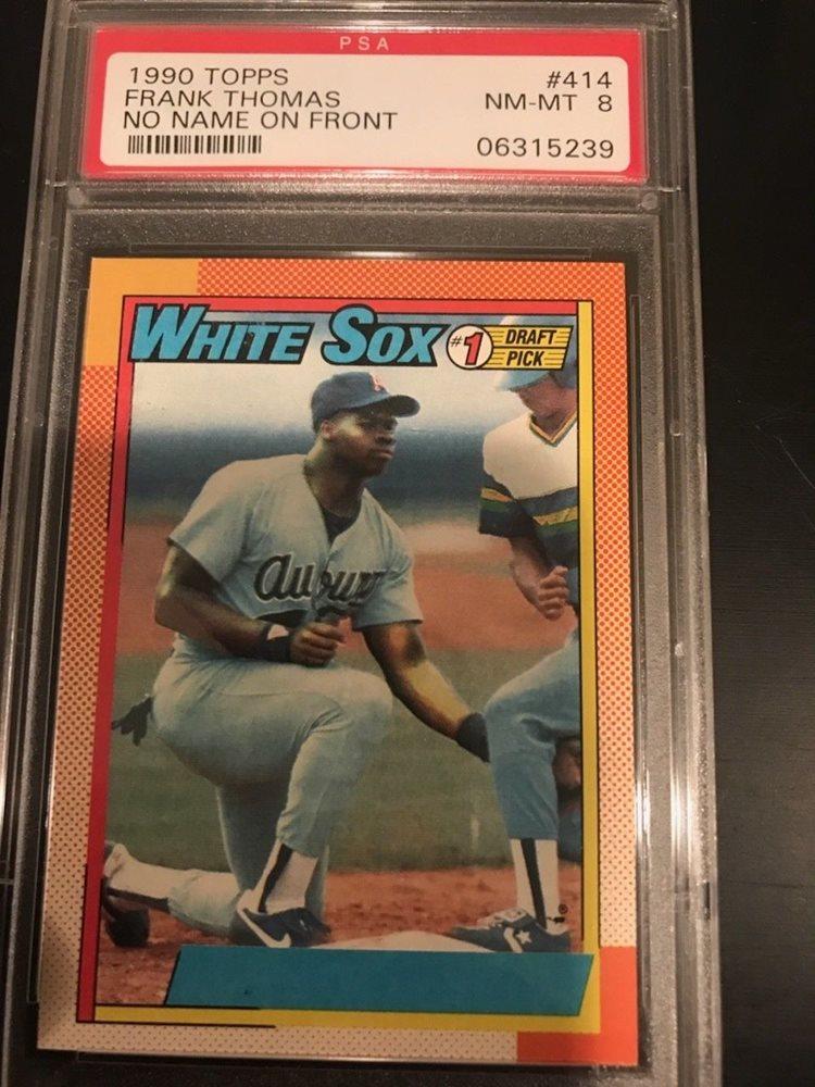 Ebay Auction Item 153081203527 Baseball Cards 1990 Topps