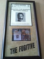 Wanted Posted Dr. Richard KimbleMovie Title: Fugitive, The