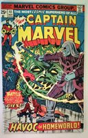 Captain Marvel #41 (Nov 1975, Marvel)