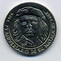 Terrific Cuba 2003 , Che Medal, Great Collectors