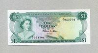 1 Dollar 1974 Bahamas Pick 35b