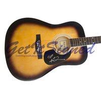 Kellie Pickler Autographed Acoustic Guitar