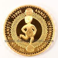 50 Francs, Année internationale de la planète Terre, 2008, Suisse