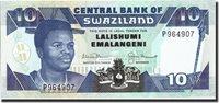 10 Emalangeni Swaziland Banknote, undated (1990-95)