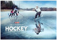 5253c Forever History Of Hockey Souvenir Sheet of 2[5253c]