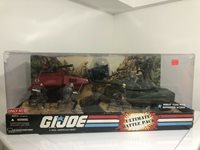 "G.I. Joe 25th Anniversary 3.75"" Ultimate Battle Pack Hasbro 2008 Target MISB New"