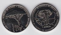 2003 Mali 1500 francs Antelope/Elephant