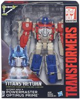 Transformers Generation Titans Return 12 Inch Action Figure Leader Class Wave 1 - Optimus Prime