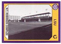 710d0d107c4 W.T. Robinson Tennis Complex 1990 LSU Tigers Collegiate Collection  191 -  Dub Robinson