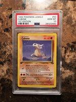 Cubone 1st Edition Jungle EX 50//64 Pokemon Card.