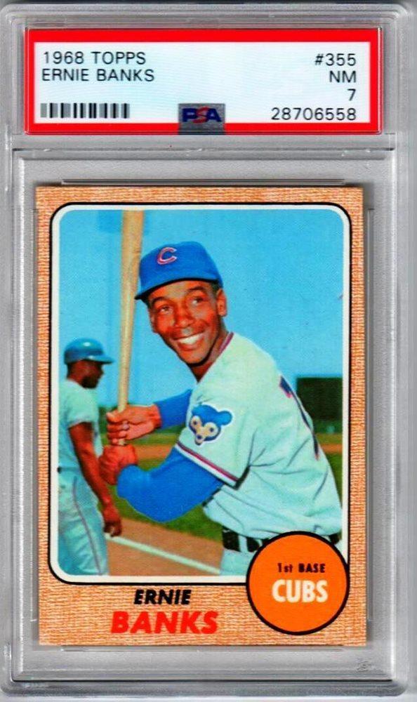 competitive price 83b5c 7b9fb eBay Auction Item 132564666887 Baseball Cards 1968 Topps