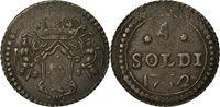 4 Soldi 1762 Murato Italy Staaten Coin, Corsica, General Pasquale Paoli, Murato Billon