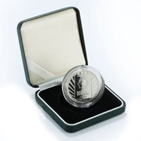 Turkmenistan 1000 manat Niyazov's Ruhnama literary creativity coin 2006