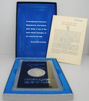 1878-CC Morgan GSA Dollar with Box & COA1878-CC Morgan GSA Dollar with Box & COA1878-CC Morgan GSA Dollar with Box & COA