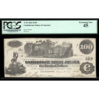 Collectors com - Currency - Confederate Notes - 1862 Issues