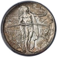 1938-D 50C OREGON OREGON PCGS MS67 CAC