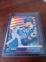 2021 Donruss Diamond Kings Anthony Rizzo Independence Day 0553/2021