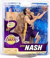 NBA Basketball nib Lamar Odom #7 Los Angeles Lakers Action Figure McFarlane 2005