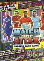 Topps spflmasp Match Attax 2014//2015/SPFL Starter Pack